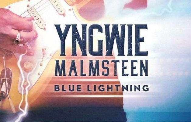 Yngwie Malmsteen – Blue Lightning (Album Trailer)