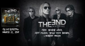 The End Machine a sorti son  album éponyme