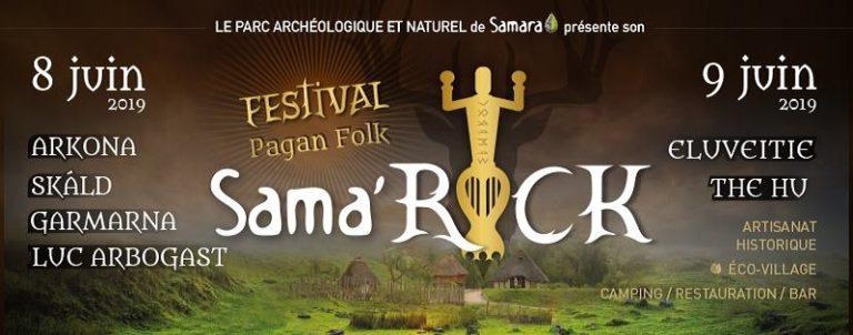 Sama'Rock : Festival Pagan de la Somme