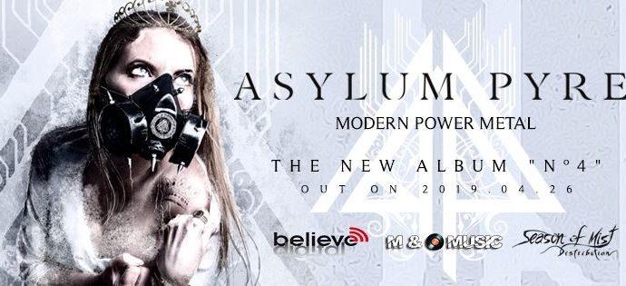ASYLUM PYRE dévoile un nouveau Clip Trailer