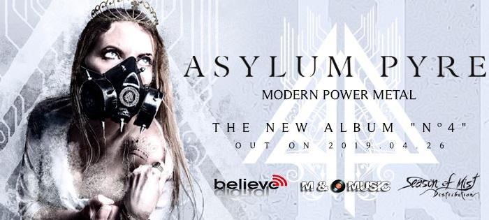 ASYLUM PYRE présente une nouvelle  vidéo