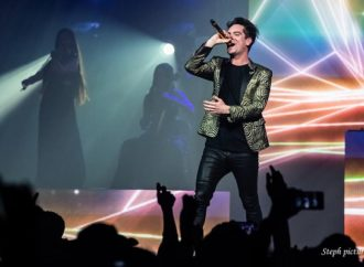 Panic! At The Disco au Zenith Paris