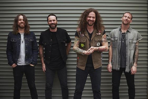 MONSTER TRUCK : Lyric vidéo de « Denim Danger »
