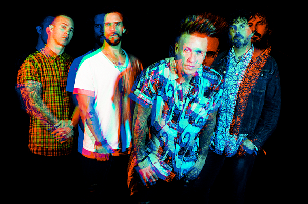 Papa Roach : Nouvelle vidéo «Not The Only One»