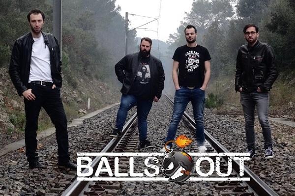 BALLS OUT : nouvelle vidéo de «Moaning Hard»