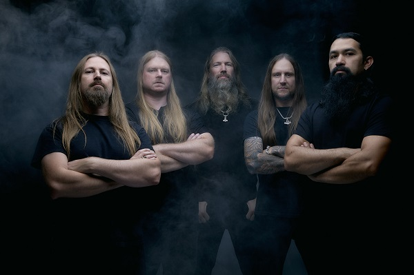 Amon Amarth : nouveau single 'Crack the Sky'