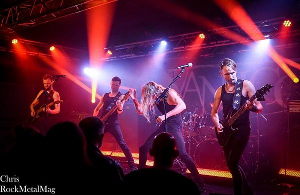 Manticora live report : concert du 9 mars