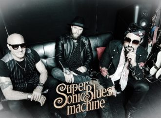 SUPERSONIC BLUES MACHINE: Nouvelle vidéo