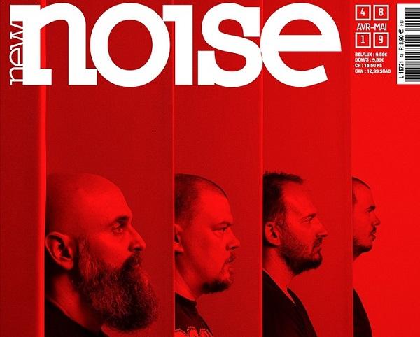 NOSTROMO à la Une de New Noise