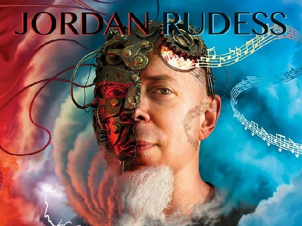 JORDAN RUDESS : Nouvelle Lyric Vidéo