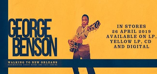 GEORGE BENSON : Nouvelle lyric vidéo