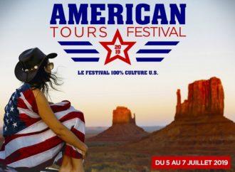 AMERICAN TOURS FESTIVAL :  Running Order