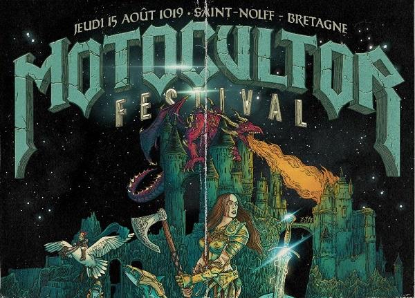 Motocultor Festival : Journée du 15 août
