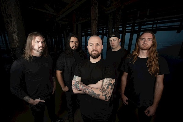 ALLEGAEON  lance un nouveau single
