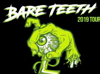 BARE TEETH : Prochaines dates de concerts