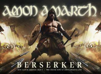 CHRONIQUE : AMON AMARTH – Album BERSERKER