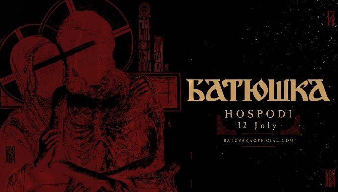 Batushka : Nouvelle chanson «Polunosznica»