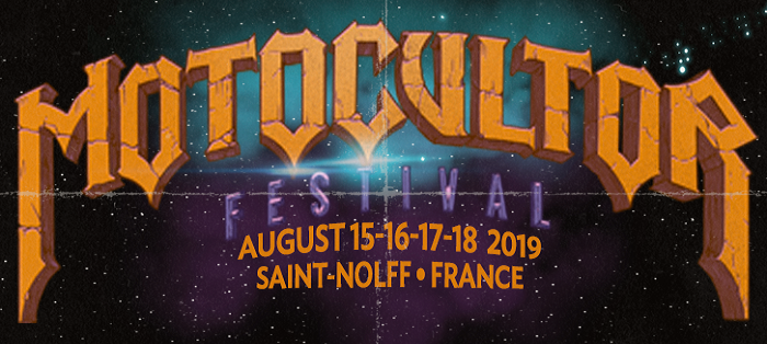 Motocultor Festival 2019 :  Running Order disponible