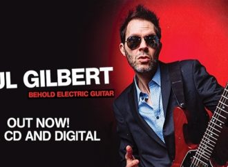 PAUL GILBERT : Vidéo de « A Herd Of Turtles »