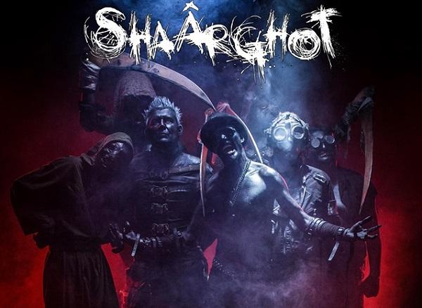 SHAARGHOT : Le nouveau clip  «Z//B» est en ligne.