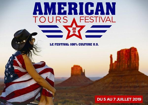 Conférence de presse : American Tours Festival