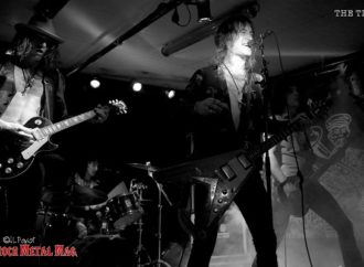 THE TIP (USA)+ MURDER ONE Live Report