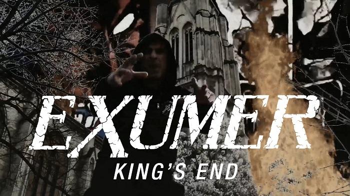 Exumer lance la vidéo de «King's End»!