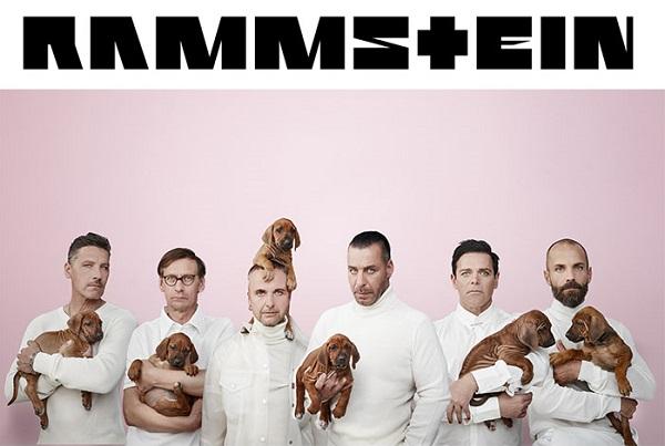 Rammstein : nouvelle vidéo «Ausländer»