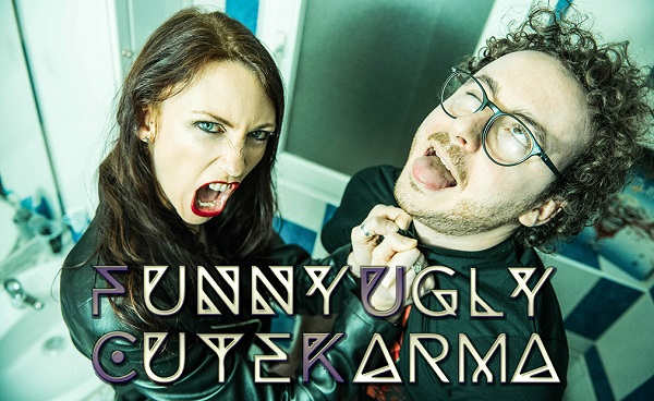 Funny Ugly Cute Karma sur Youtube