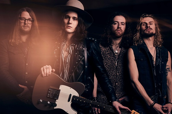 TYLER BRYANT & THE SHAKEDOWN : «Truth & Lies»
