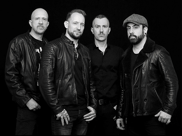VOLBEAT : Nouvel album enfin disponible.