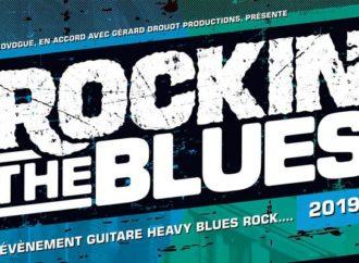 ROCKIN' THE BLUES: 26 mai 2019 à la Cigale