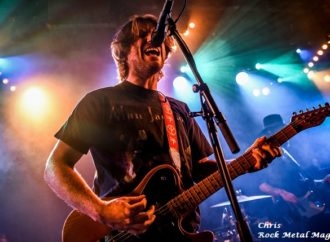 Live report : Whiskey Myers à le Maroquinerie