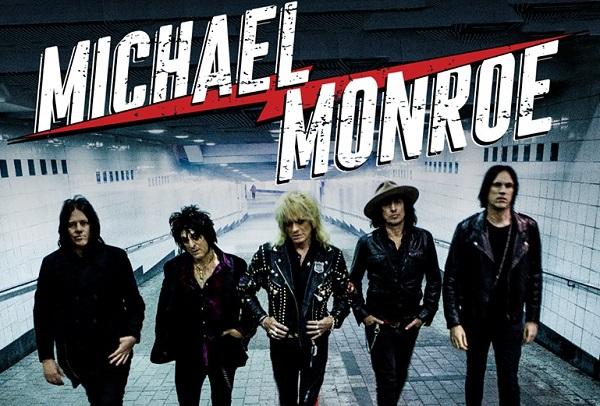 MICHAEL MONROE : Nouvelle vidéo