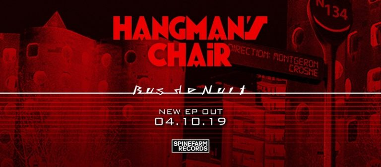 HANGMAN'S CHAIR : Teaser de LOST BROTHEL.