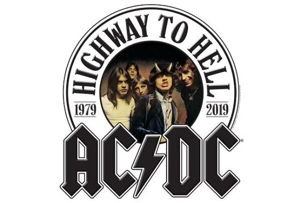 Anniversaire des 40 ans de Highway To Hell d'AC/DC