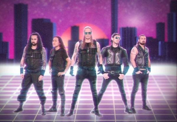 DragonForce : nouvel album 'Extreme Power Metal'