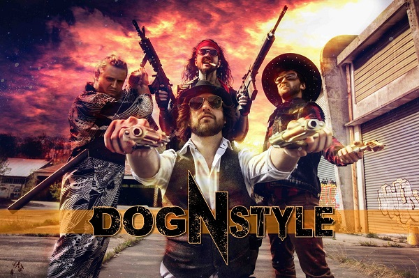 Dog'N'Style annonce son   « ONLY STRONGER TOUR »