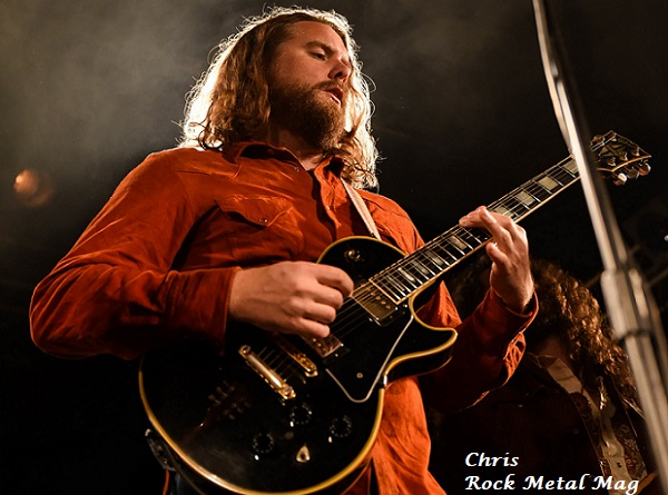 LIVE REPORT : Creatures + The Sheepdogs