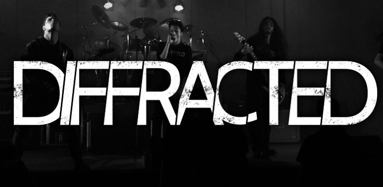 DIFFRACTED : Premier clip «EARTHQUAKE»