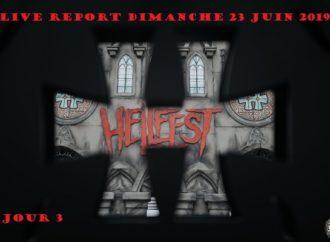 HELLFEST 2019 : Dimanche 23 juin : jour 3
