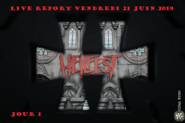 HELLFEST 2019 : vendredi 21 juin : jour 1