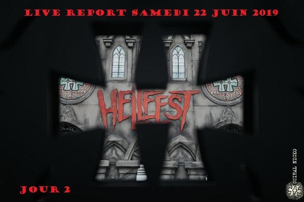 HELLFEST 2019 : Samedi 22 juin : jour 2