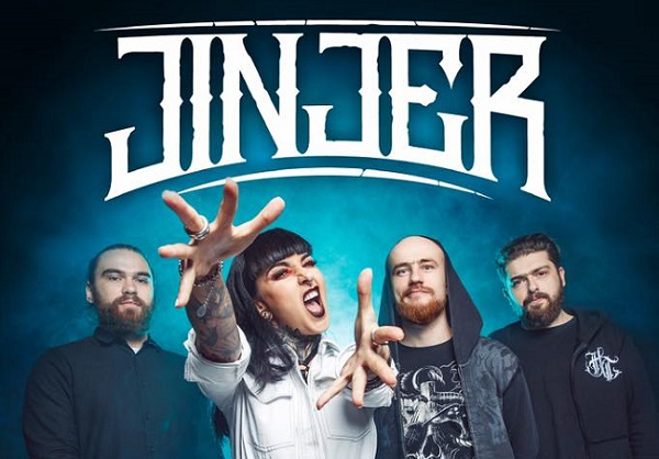 Jinjer : nouvelle vidéo « On The Top »