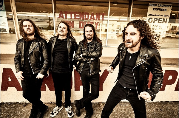 "AIRBOURNE : Nouvel album ""Boneshaker"" en octobre"
