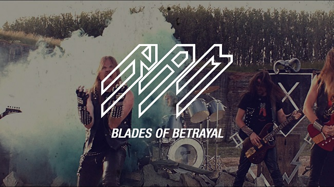 RAM : Nouvelle vidéo du single « Blades of Betrayal »