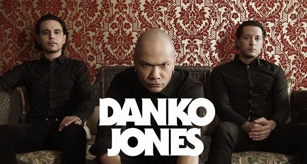DANKO JONES: Nouvelle vidéo de «Fists Up High»