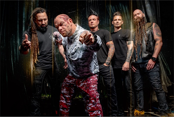 FIVE FINGER DEATH PUNCH : Lyric Vidéo