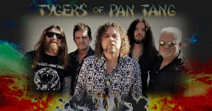 Tygers Of Pan Tang : nouveau single « White Lines »
