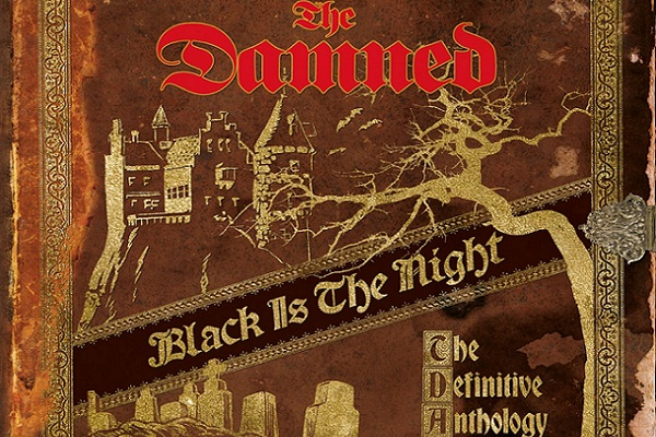 THE DAMNED : The definitive Anthology